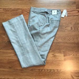 NWT...WHBH Slim Boot Cut Dress Pants (0)